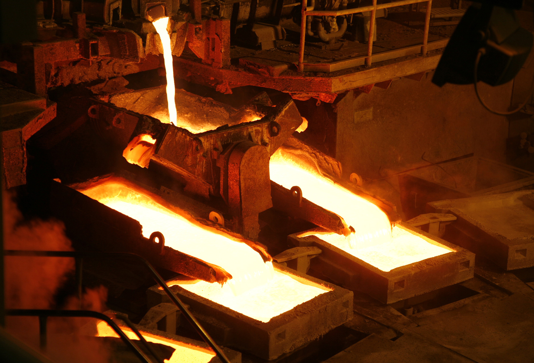 Forging and Casting Process